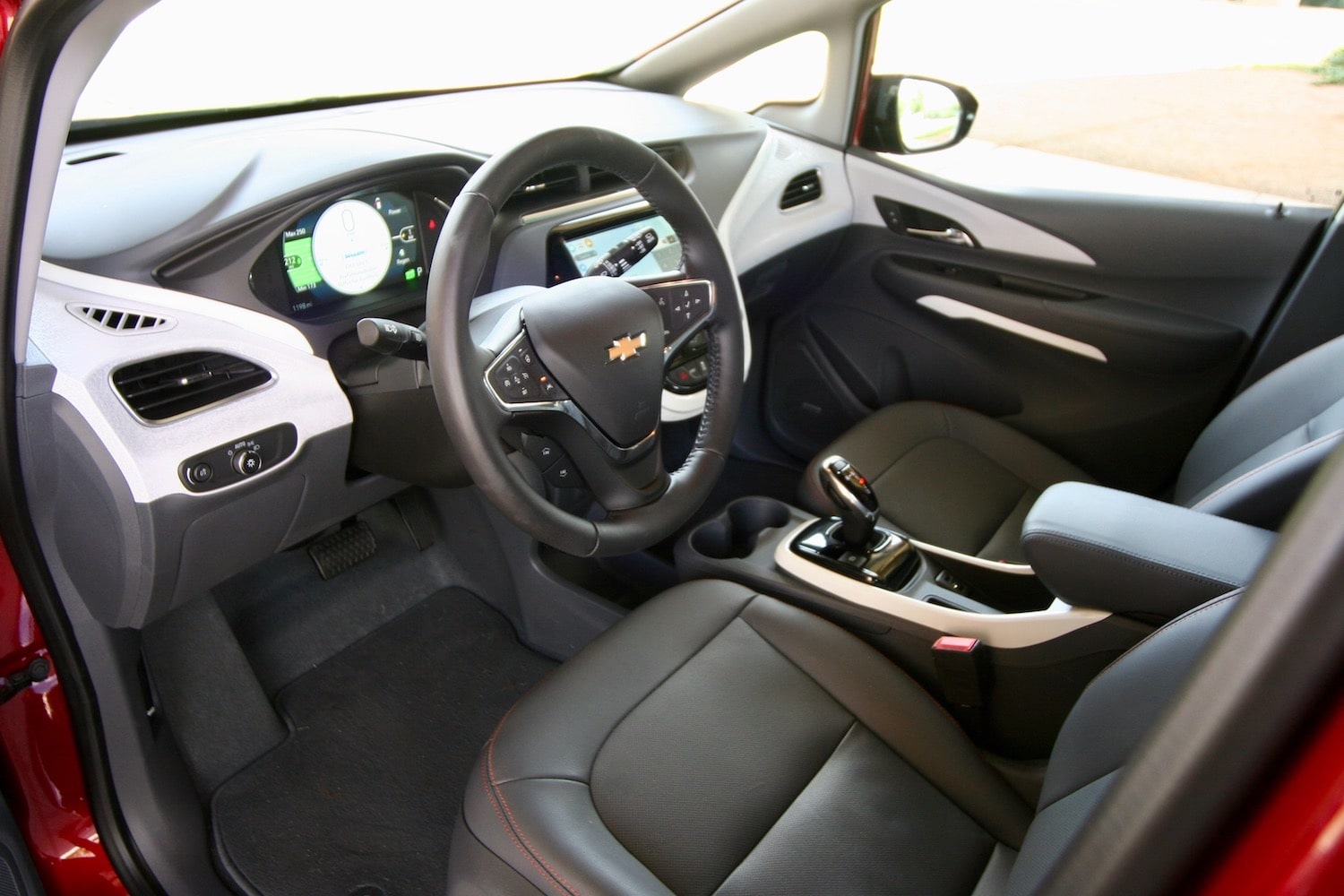 2020 Chevrolet Bolt Premier Interior