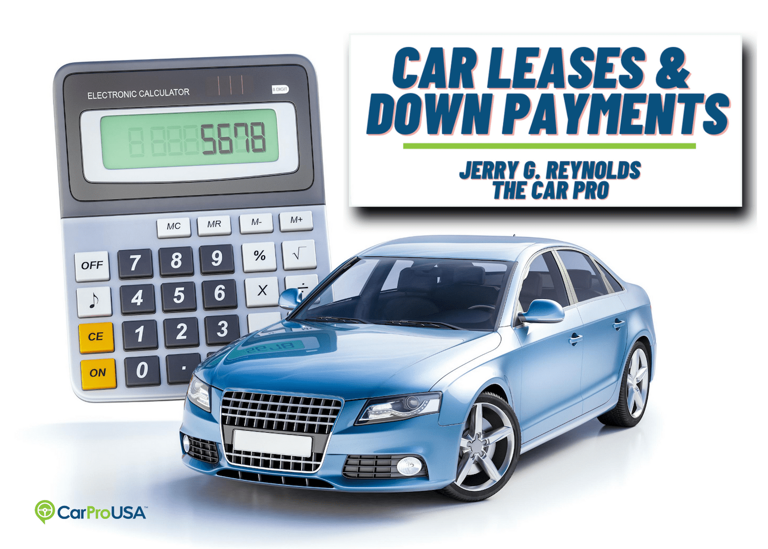 Car leases & down payments