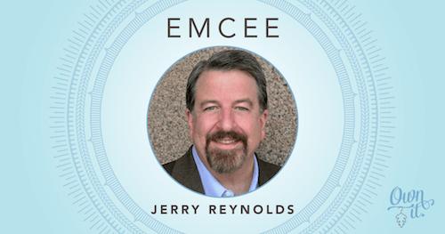 EMCEE Jerry Reynolds