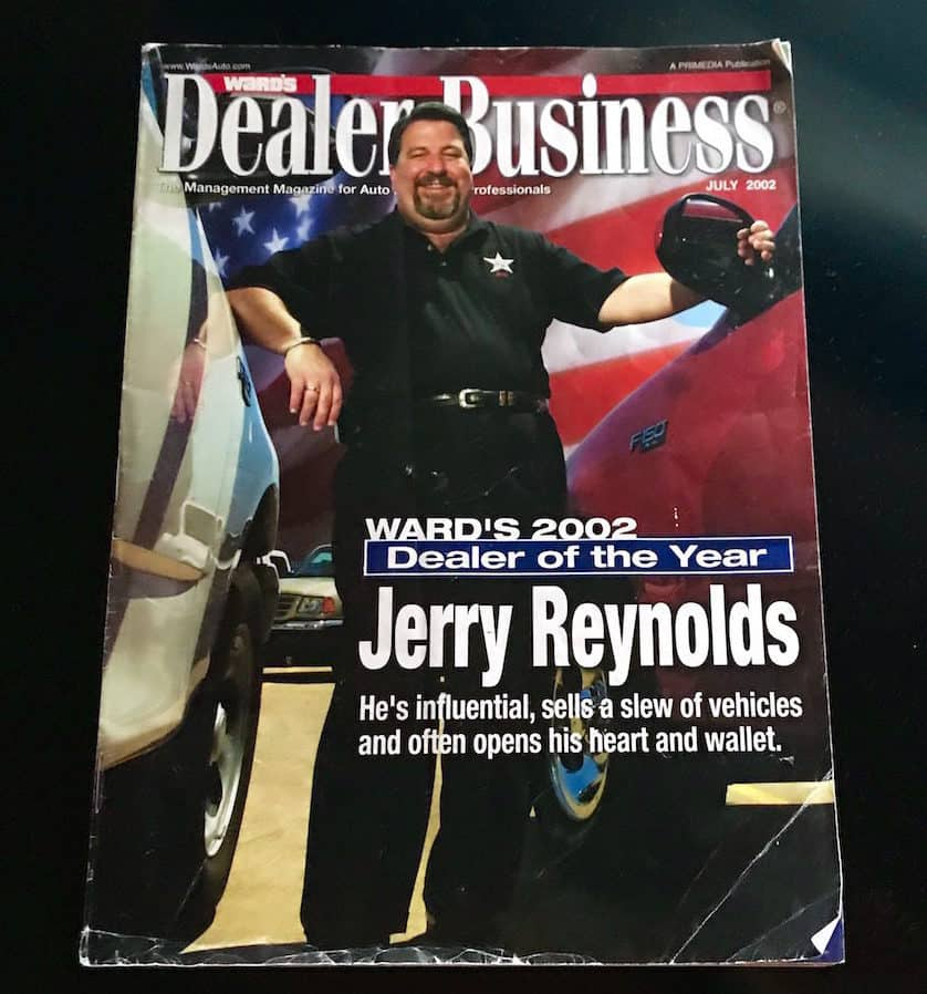 Dealer Business Cover