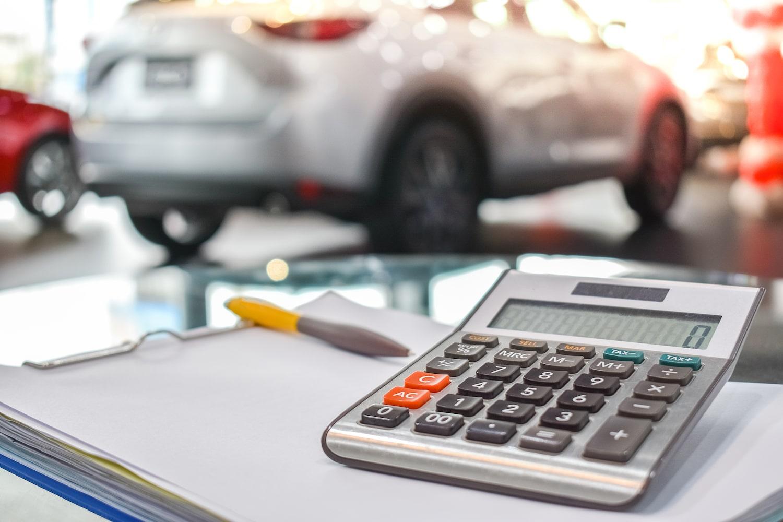 Dealership calculator
