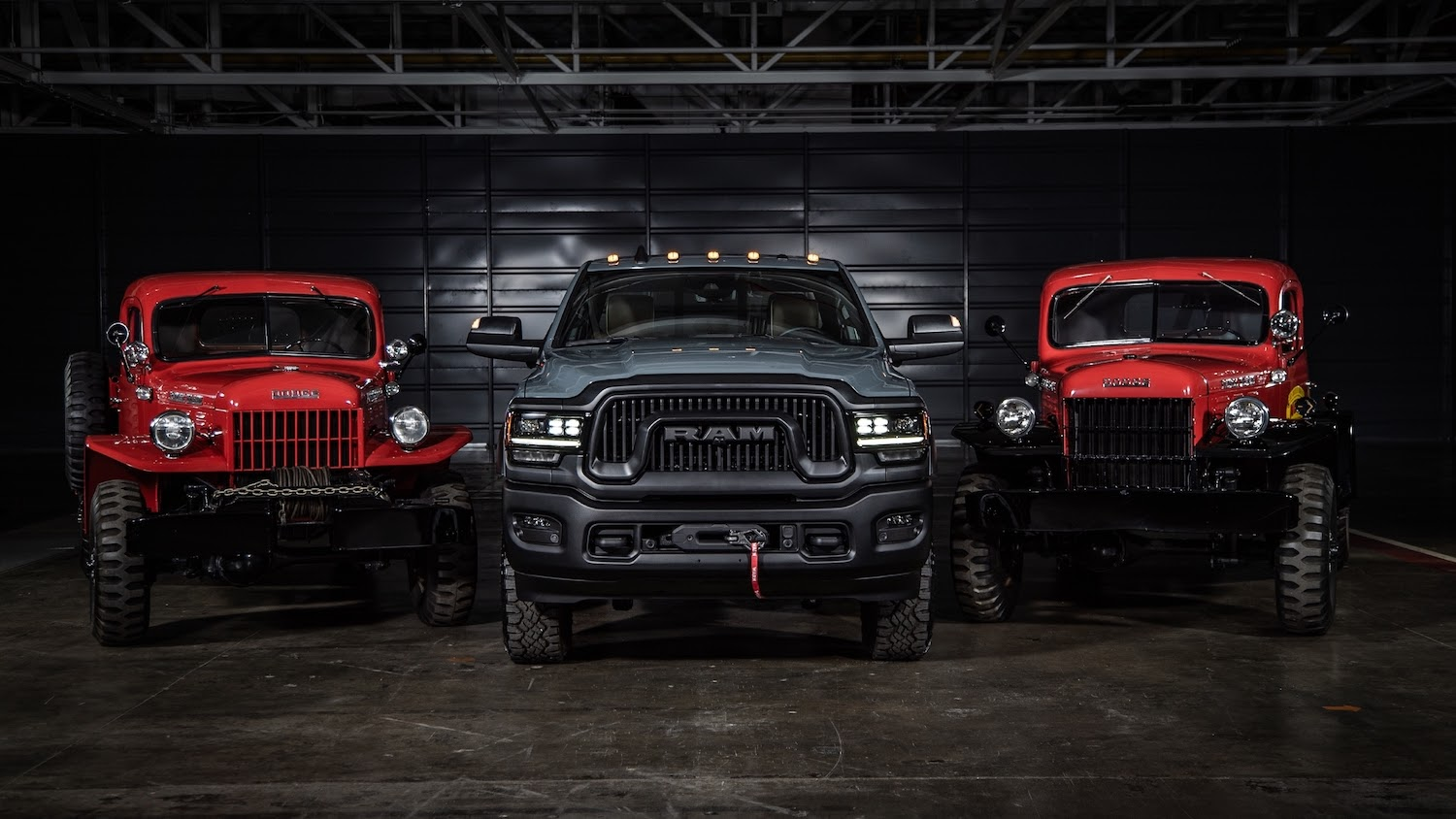 Power Wagon 75th Anniversary Edition