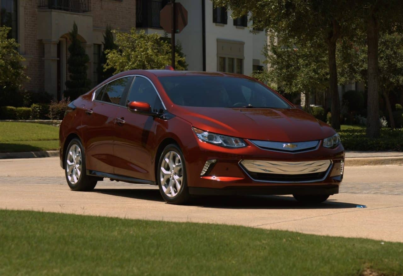 Test Drive: 2017 Chevrolet Volt Plug-In Hybrid Review