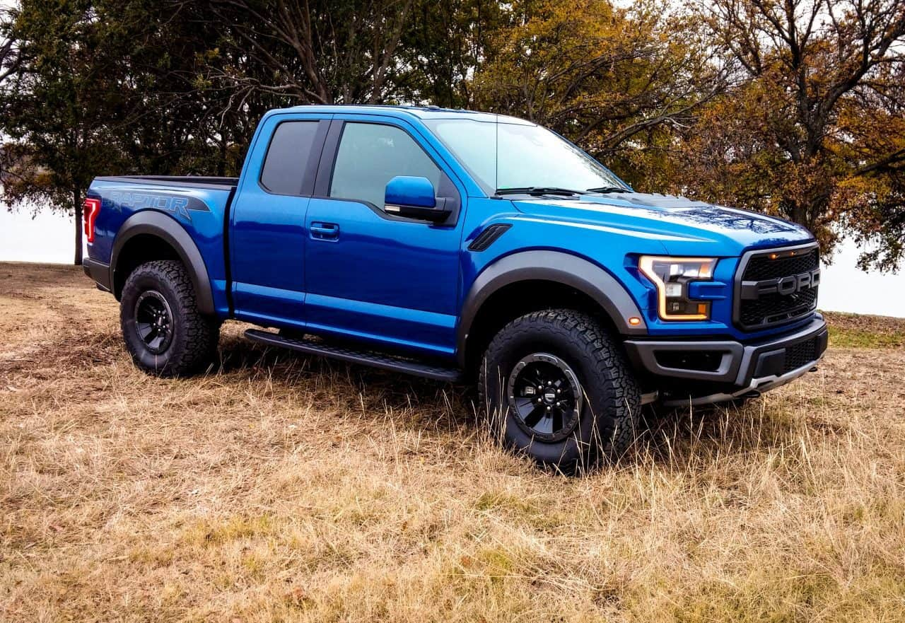 2017 Ford F-150 Raptor Test Drive and Review
