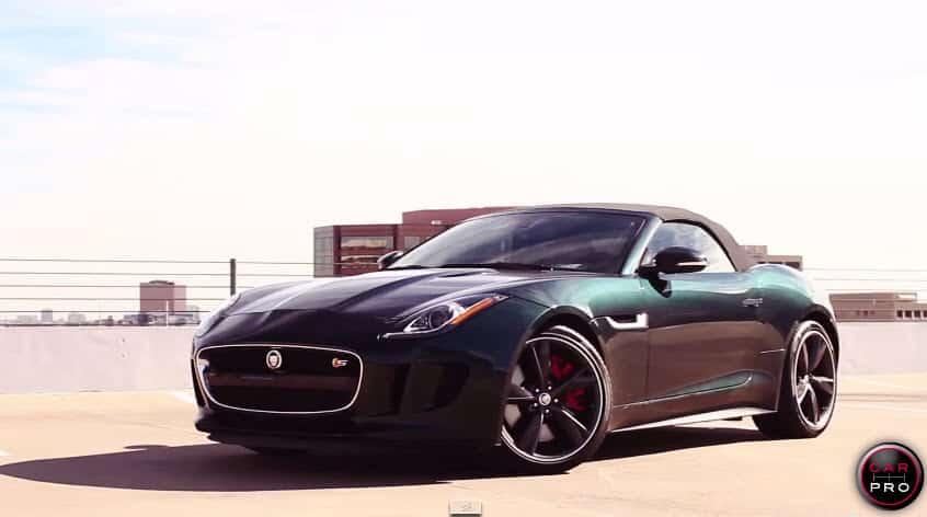 Test Drive: 2014 Jaguar F-Type Review