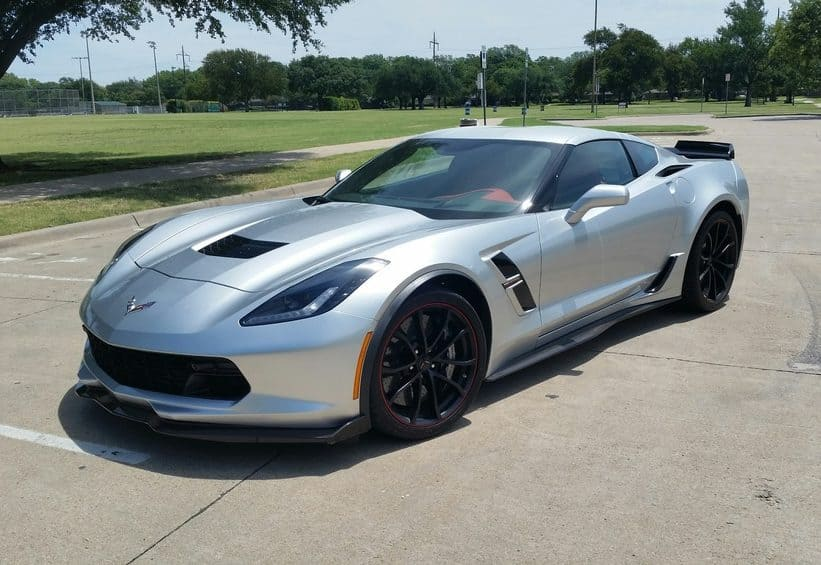 2018 Chevrolet Corvette Grand Sport Test Drive