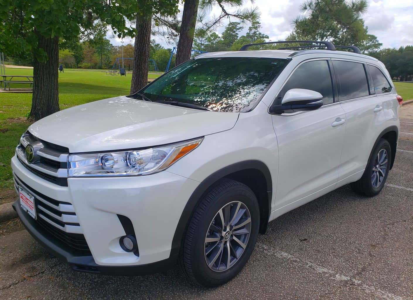 2018 Toyota Highlander XLE Packs A Lot of Cargo and Passengers