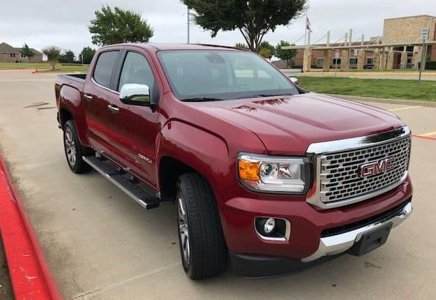The 2018 GMC Canyon Denali V6 Is A Capable, Comfortable Midsize Pickup