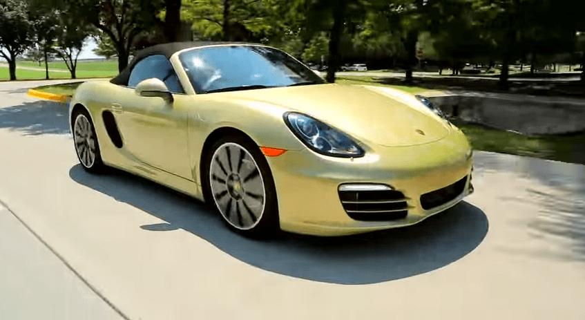 2013 Porsche Boxster Review