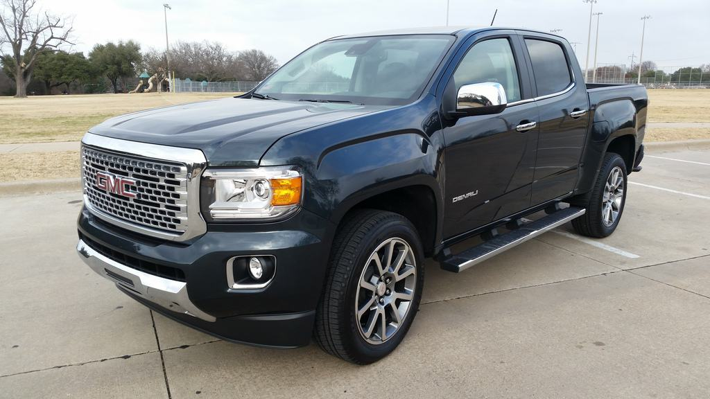 2017 GMC Canyon Denali Review and Test Drive