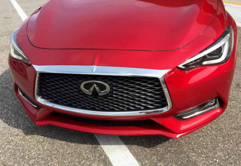 2017 Infiniti Q60 Red Sport 400 Test Drive Photo Gallery