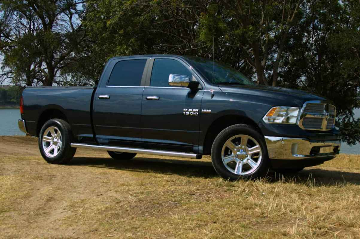2017 Ram 1500 Lone Star Silver Edition Crew Cab Review