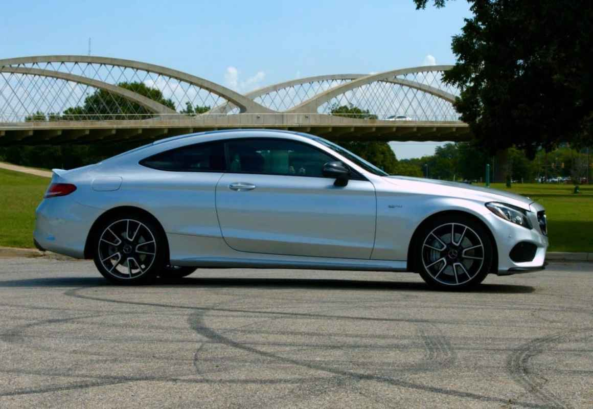 2017 Mercedes-Benz AMG C43 Coupe Test Drive