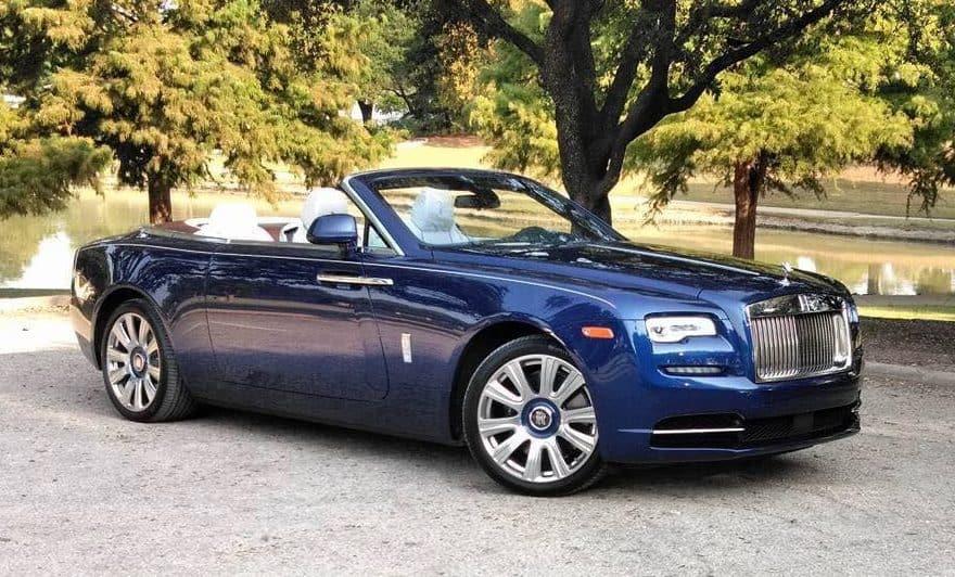 2017 Rolls-Royce Dawn Drophead Coupe Test Drive