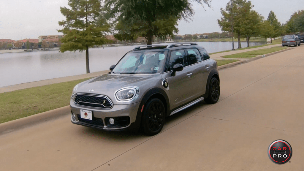 2018 Mini Cooper S E Countryman ALL-4 Test Drive