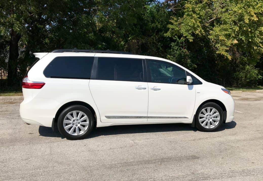 2017 Toyota Sienna Limited Premium AWD Test Drive