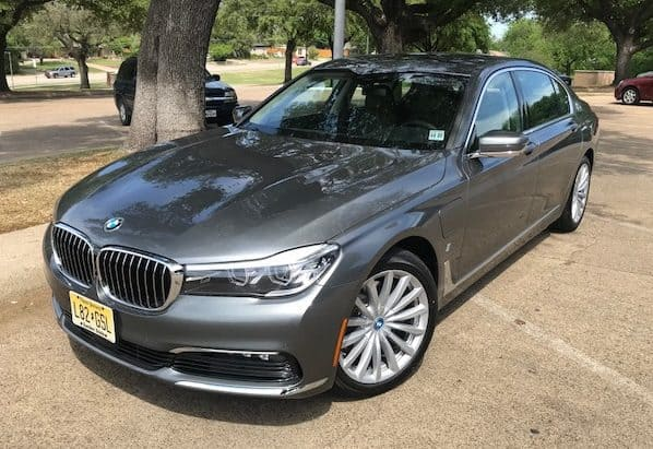 2018 BMW 740e xDrive iPerformance Test Drive
