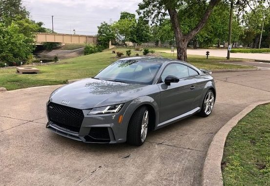 2018 Audi TT RS Coupe Test Drive