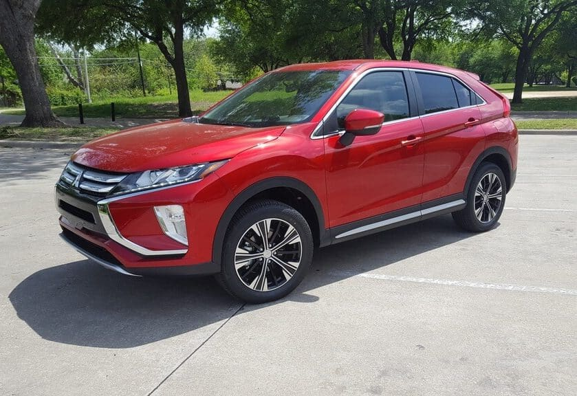 2018 Mitsubishi Eclipse Cross SE Test Drive