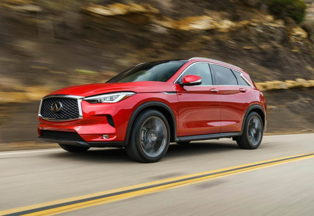 The All-New 2019 Infiniti QX50 Transforms Into A Real Luxury Contender