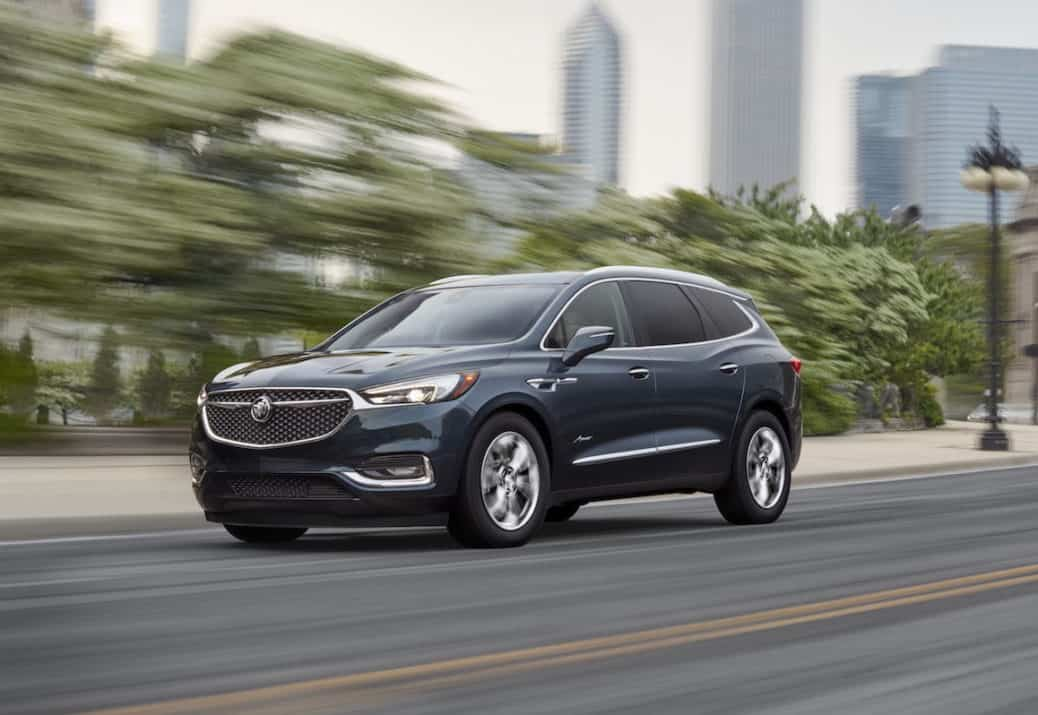 The Refined 2018 Buick Enclave Avenir Is A Classy Three-Row Family Hauler
