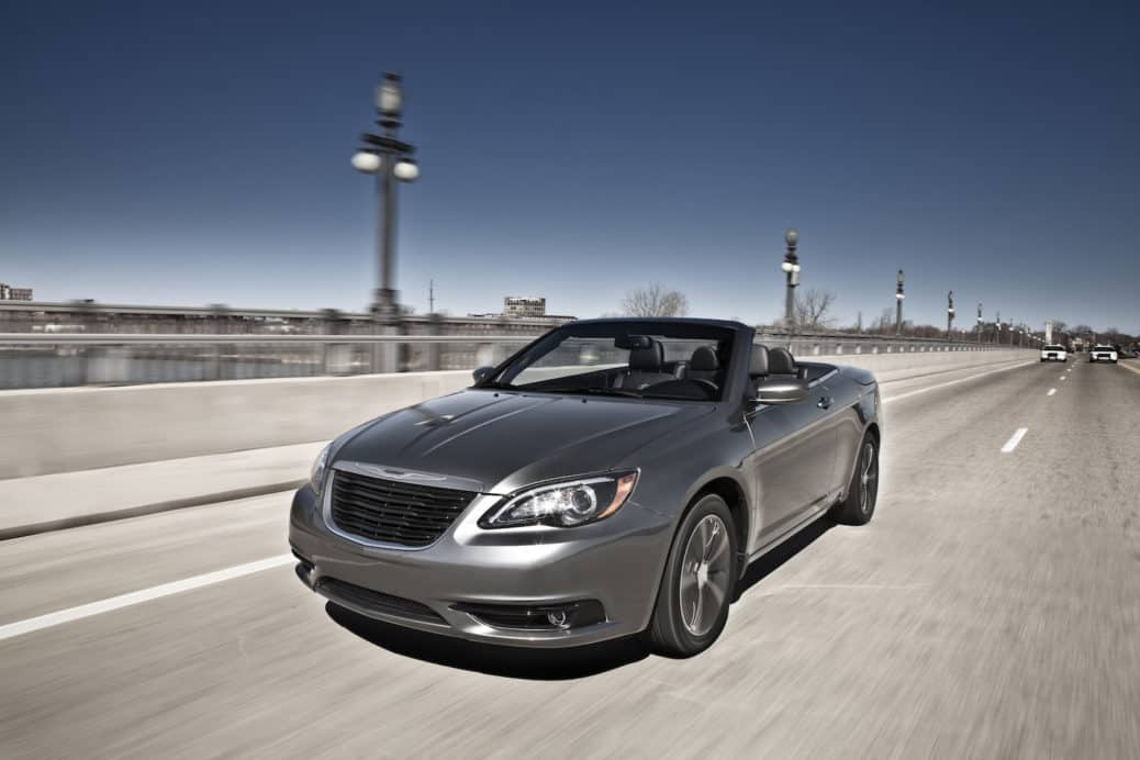 2012 Chrysler 200 Limited Convertible Review