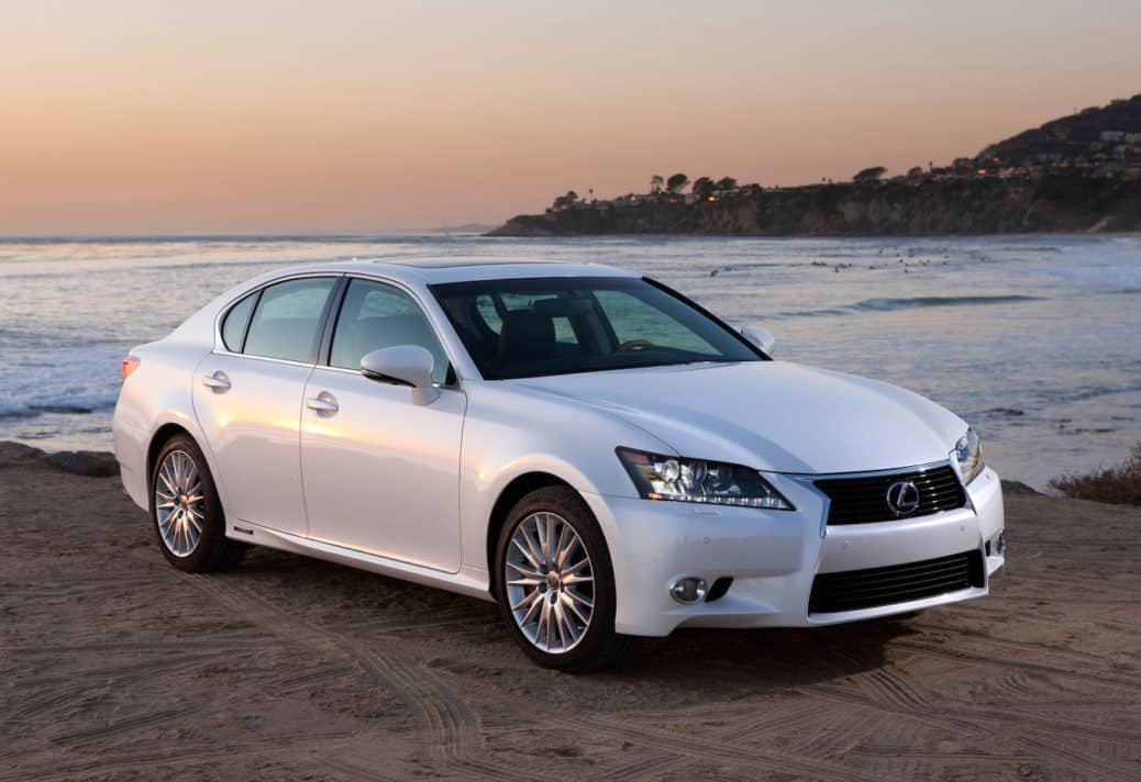 2013 Lexus GS450h Review