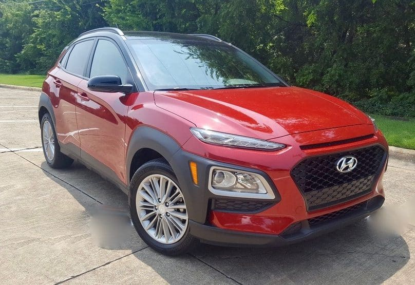2018 Hyundai Kona Stands Out In The Subcompact Crossover Crowd