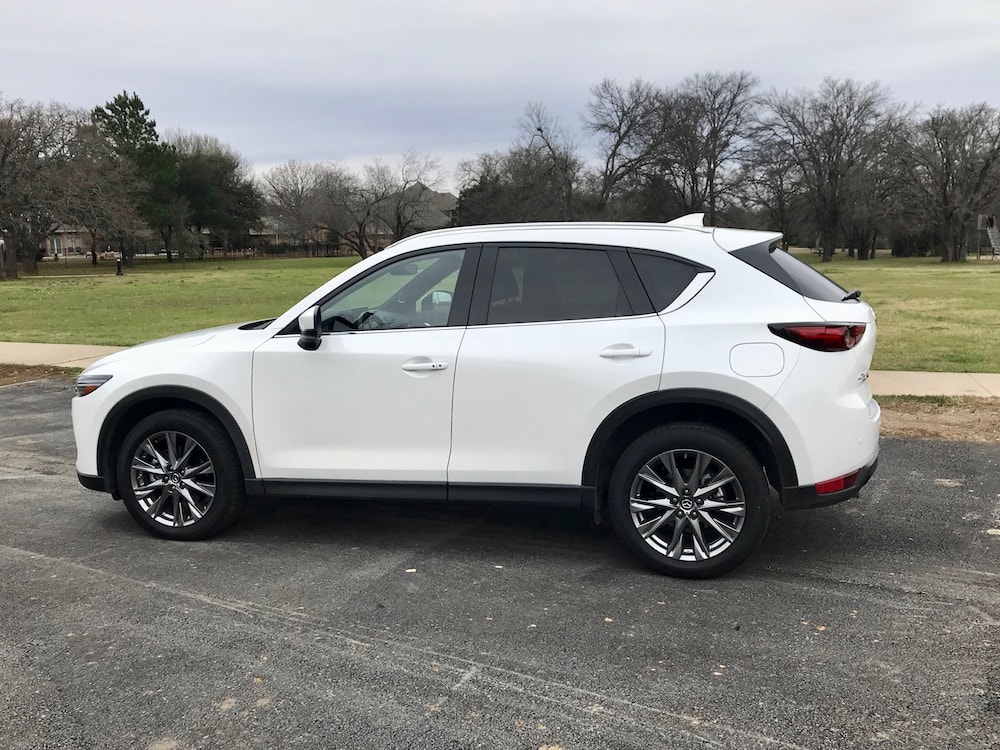 2019 Mazda CX-5 Signature AWD Review
