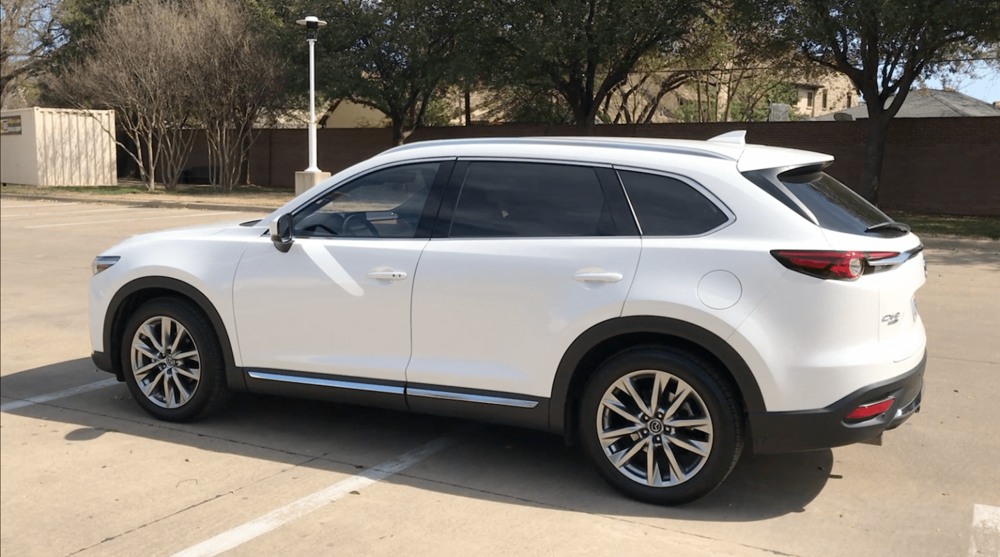 2019 Mazda CX-9 Signature Review