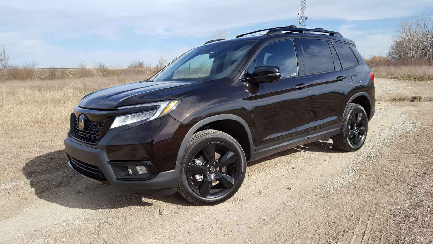 2019 Honda Passport Elite Review
