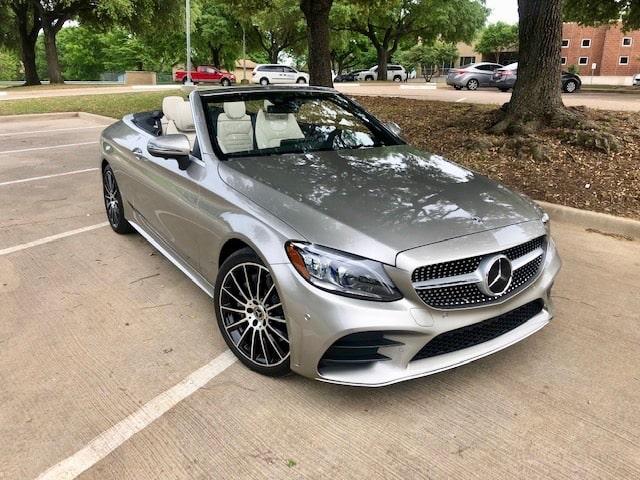 2019 Mercedes-Benz C 300 Cabriolet Review