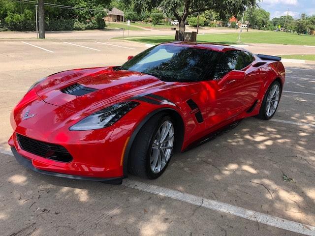 2019 Chevrolet Corvette Grand Sport Review