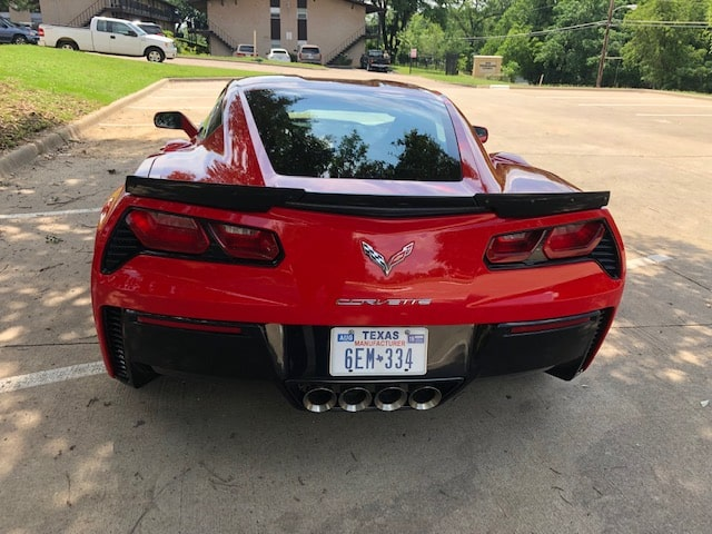 2019 Chevrolet Corvette Grand Sport Review Photo Gallery