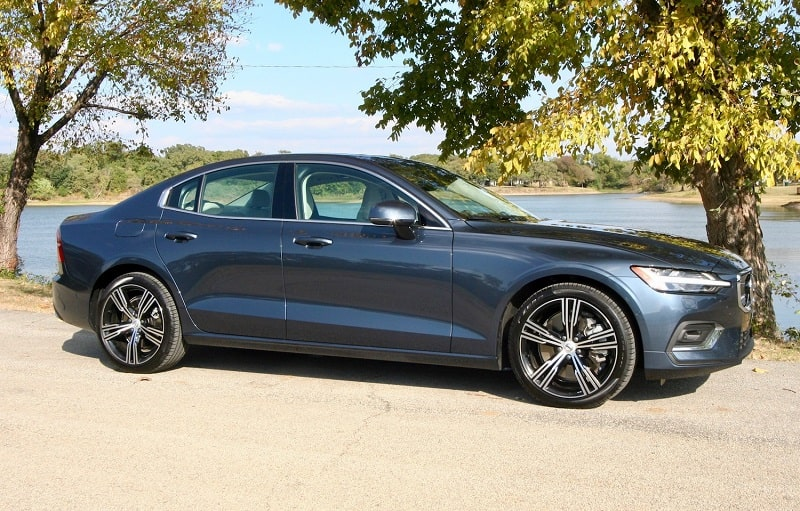 2020 Volvo S60 T6 Inscription AWD Review