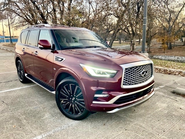 2020 INFINITI QX80 Limited Review