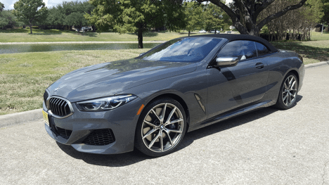 2019 BMW M850i Convertible Review