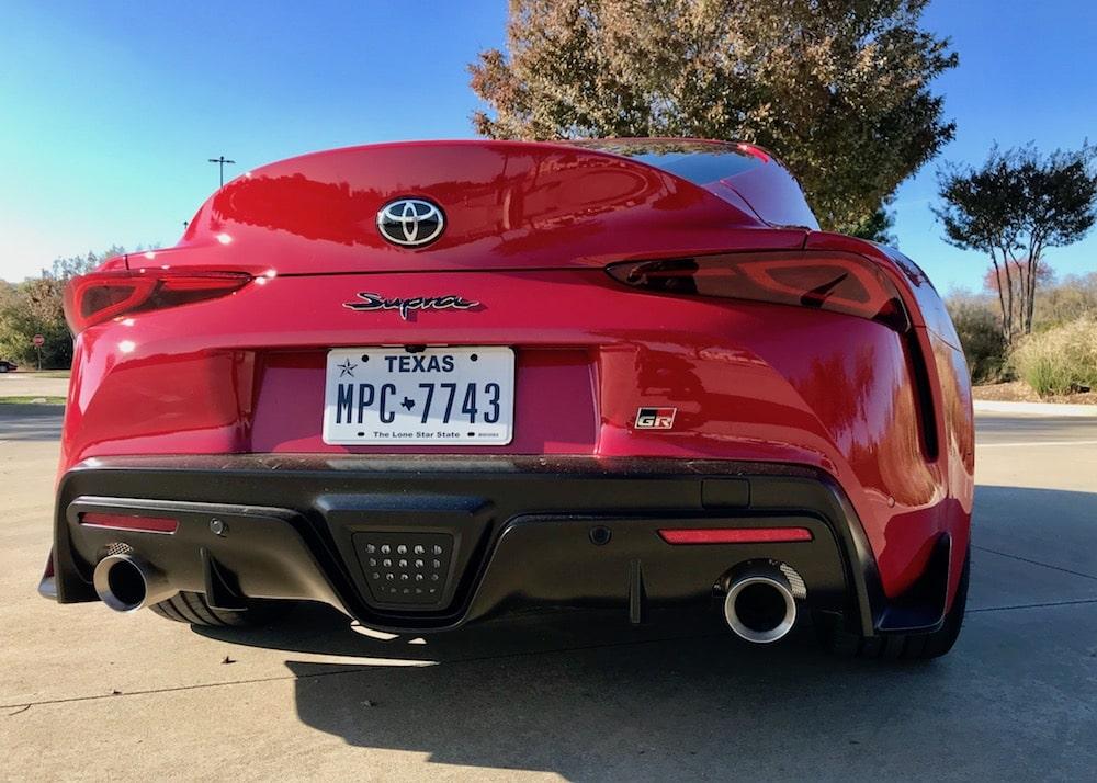 2020 Toyota GR Supra 3.0 Premium Review Photo Gallery