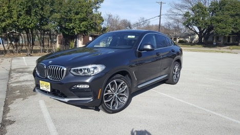2019 BMW X4 xDrive30i Review
