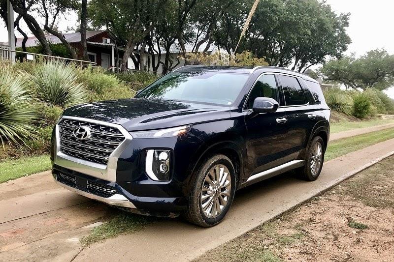 2020 Hyundai Palisade Limited AWD Review