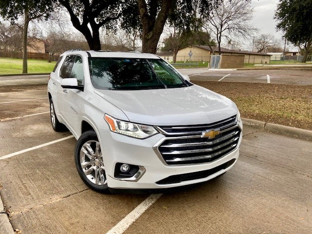 2020 Chevrolet Traverse High Country Is An Impressively Roomy Three-Row SUV That Delivers Luxury, Comfort and Value