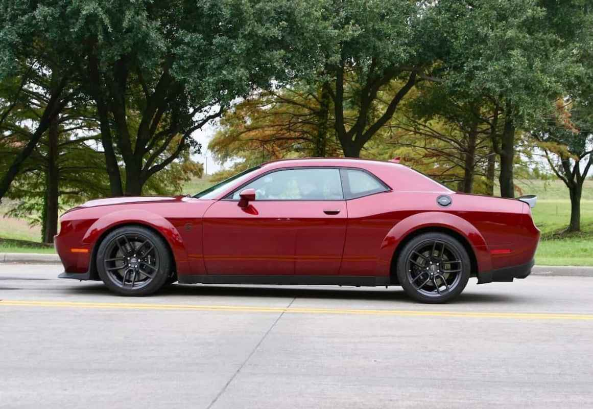 2019 Dodge Challenger SRT Redeye Widebody Review Photo Gallery