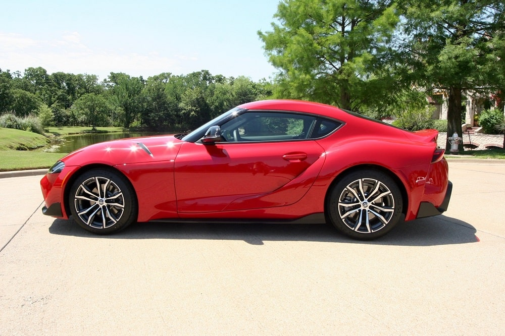 2021 Toyota Supra 2.0 Review and Drive Impressions Photo Gallery