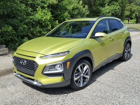 2020 Hyundai Kona Ultimate Review