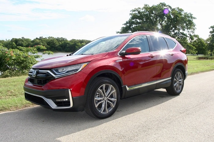 2020 Honda CR-V Hybrid Touring AWD Review