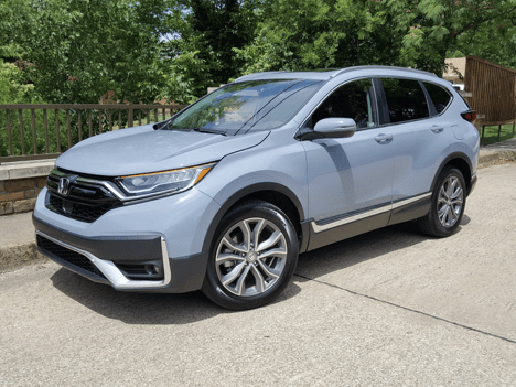 2020 Honda CR-V Touring Review