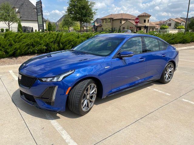 2020 Cadillac CT5-V Review