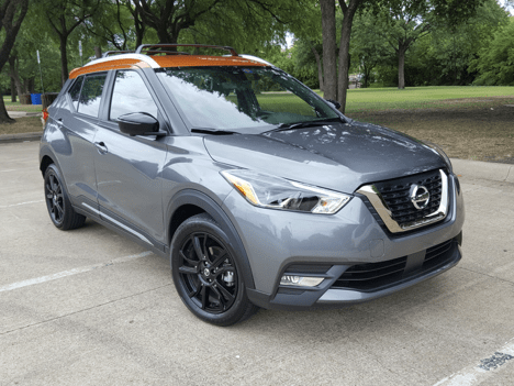 2020 Nissan Kicks SR Review
