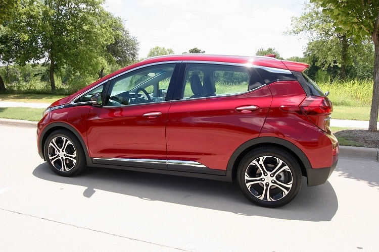 2020 Chevrolet Bolt Premier Review
