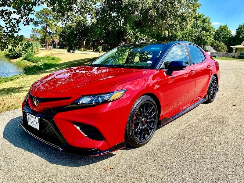 2020 Toyota Camry TRD Review